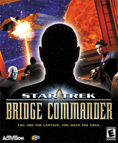 Picture of a game: Star Trek: Bridge Commander