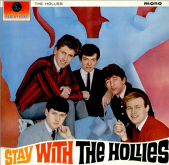 Stay with The Hollies - Image: Stay With the Hollies mono
