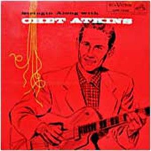 Stringin' Along with Chet Atkins (1953 album) - Image: Stringin Along 1