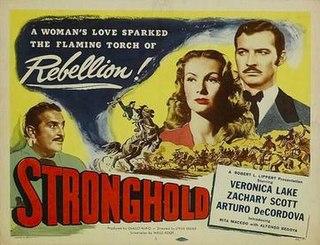 <i>Stronghold</i> (film) 1951 film by Steve Sekely