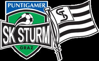 SK Sturm Graz - Former logo