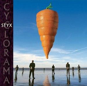 Cyclorama (album) - Image: Styx Cyclorama