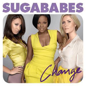Change (Sugababes album) - Image: Sugababes Change (Official Album Cover)