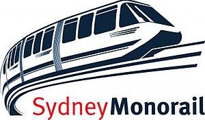 Sydney Monorail - Image: Sydney Monorail logo