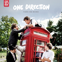 Take Me Home (One Direction album) - Wikipedia