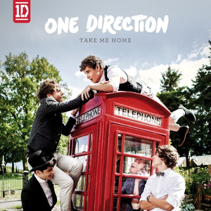 Take Me Home (One Direction album) - Image: Take Me Home by One Direction