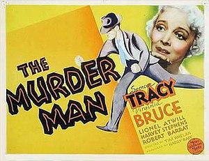 The Murder Man - Image: The Murder Man 1935