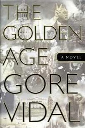 The Golden Age (Vidal novel) - Cover of the first edition
