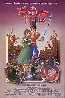 <i>The Nutcracker Prince</i> 1990 film by Paul Schibli