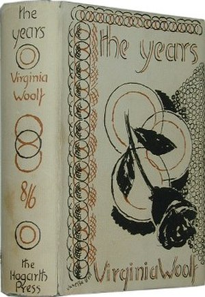 The Years - First edition cover