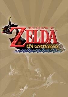 <i>The Legend of Zelda: The Wind Waker</i> 2002 video game