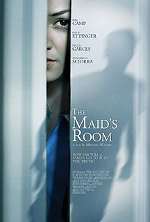 <i>The Maids Room</i> 2013 American film directed by Michael Walker