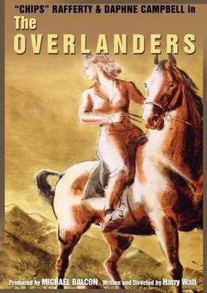 The Overlanders (film) - Image: The Overlanders Video Cover