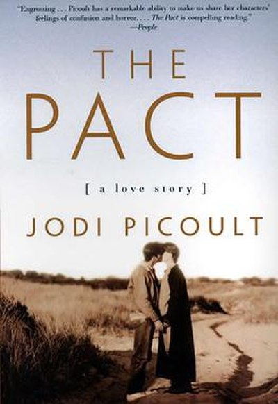 Picture of a book: The Pact