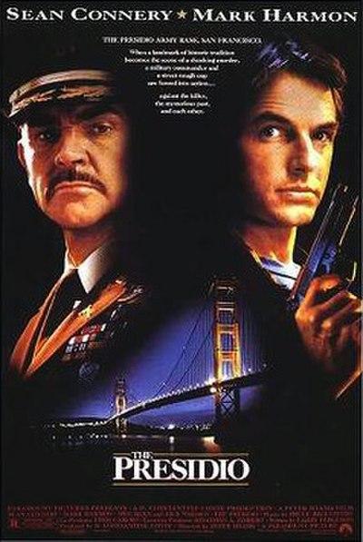 Picture of a movie: The Presidio