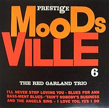 The Red Garland Trio Its A Blue World