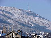 The TV Tower in Vitosha