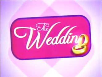 The Wedding (TV series) - The Wedding official title card