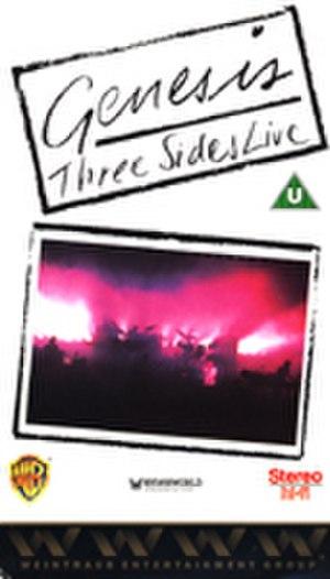 Three Sides Live (film) - Image: Threesideslivevideo