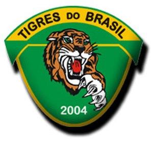Esporte Clube Tigres do Brasil - Image: Tigres do brasil logo