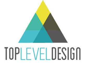 Top Level Design - Image: Top Level Design logo