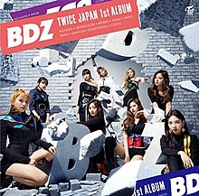 BDZ (album) - Wikipedia