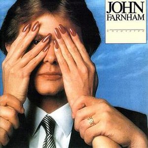 Uncovered (John Farnham album) - Image: Uncovered (Album)