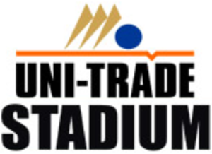 Uni-Trade Stadium - Image: Uni Trade Stadium logo