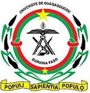 University of Ouagadougou - Image: University of Ouagadougou logo