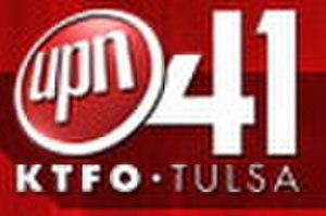 "KMYT-TV - KTFO ""UPN41"" logo used from September 2002 to August 2006."