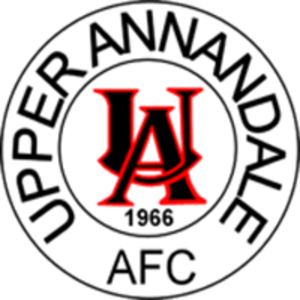 Upper Annandale F.C. - Image: Upper Annandale 1