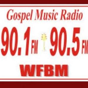 WFBV - Image: WFBM FM logo