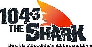 WSFS (FM) - Image: WSFS 2015 Shark logo