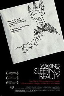 <i>Waking Sleeping Beauty</i> 2009 American documentary film directed by Don Hahn