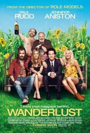 Wanderlust (2012 film) - Image: Wanderlust Poster