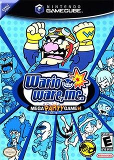<i>WarioWare, Inc.: Mega Party Games!</i>