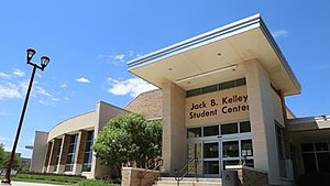 West Texas A&M University - Image: West Texas A&M University, Jack B. Kelley Student Center, 2014