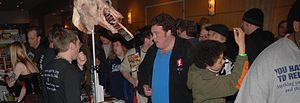 Fangoria's Weekend of Horrors - Fans attending Chicago's Weekend of Horrors convention, 2007