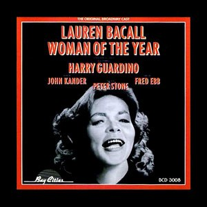 Woman of the Year (musical) - Original Cast Recording