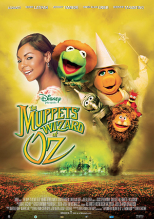 The Muppets' Wizard of Oz - Official poster