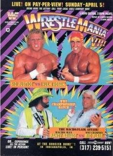 WrestleMania VIII 1992 World Wrestling Federation pay-per-view event