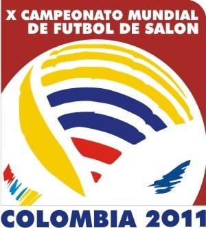 2011 AMF Futsal Men's World Cup - Logo of the X AMF Futsal Men's World Cup