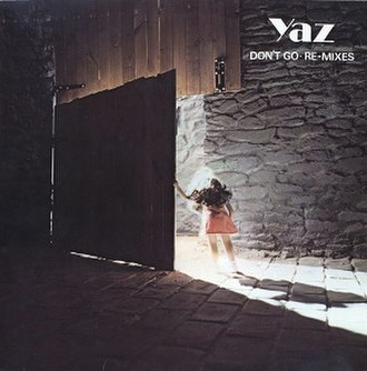 Don't Go (Yazoo song) - Image: Yaz Don't Go