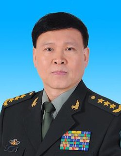 Zhang Yang (general) Chinese general of the Peoples Liberation Army
