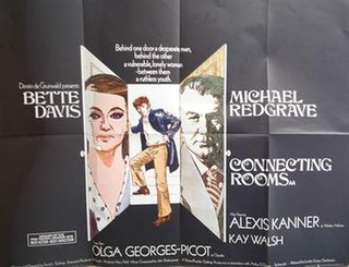 <i>Connecting Rooms</i> 1970 film