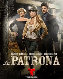 <i>La Patrona</i>