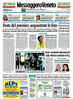 <i>Messaggero Veneto – Giornale del Friuli</i>