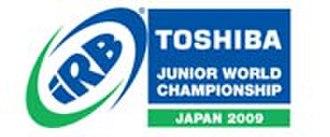 2009 IRB Junior World Championship - Image: 2009 IRB Junior