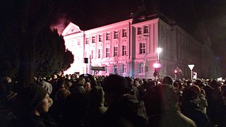 2012–2013 Slovenian protests