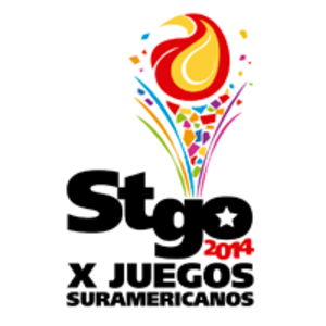 2014 South American Games - Image: 2014 South American Games Logo